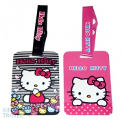 Багажные бирки Hello Kitty (в ассортименте)